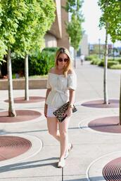 avecamber,blogger,bag,jewels,sunglasses,clutch,summer outfits,summer top