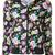 Kappa - sugar skull print jacket - women - Polyester - S, Black, Polyester