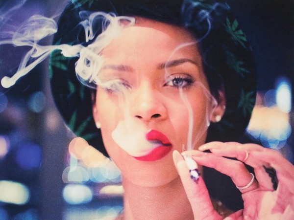 hat bucket hat rihanna fashion swag dope girl marijuana badass celebrity style