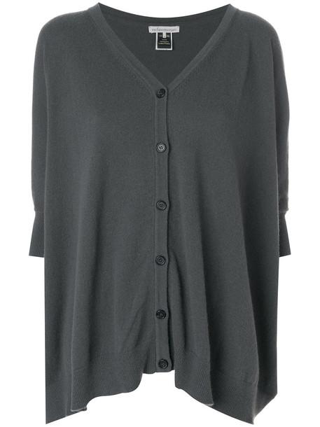Stefano Mortari cardigan cardigan short women grey sweater