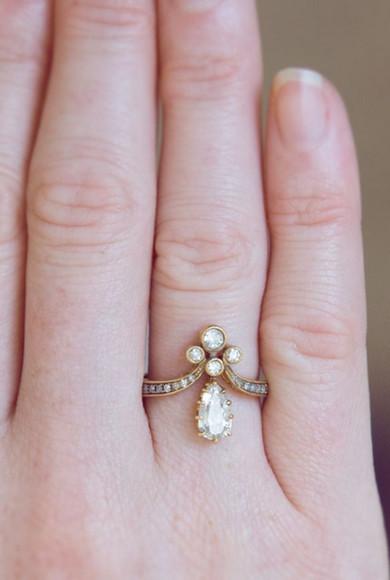 pinterest jewels ring diamonds fancy tiara ring jewelry ring