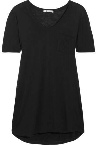 t-shirt shirt classic black top