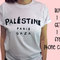 Palestine shirt, 100% cotton tee, unisex