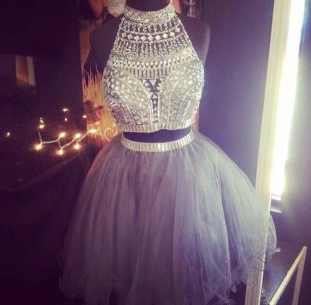 dress cristal