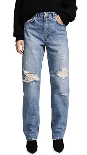 Anine Bing jeans blue