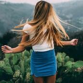 skirt,tumblr,denim skirt,white top,summer outfits,mini skirt