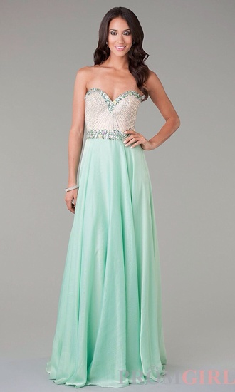 dress prom prom dress ball gown dress beautiful kl?nning nice prom dress love nude long sequin