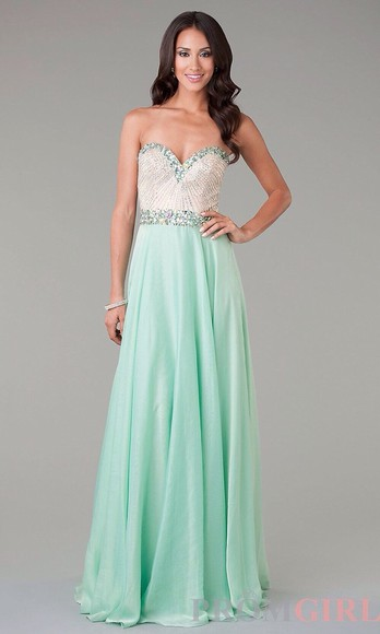 dress prom dress mint green dress long prom dresses prom strapless dress blue dress silver sequence tiffany blue dress