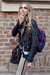 leather jacket,jacket