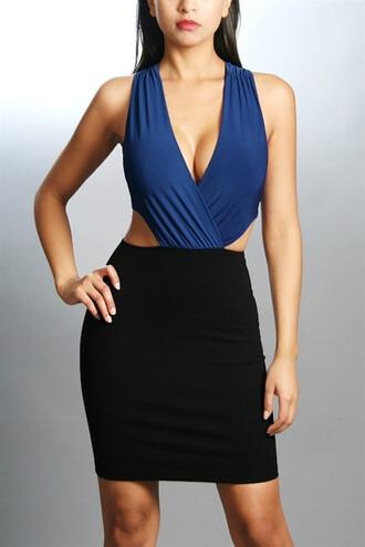 dress black dress sexy dress black mini dress