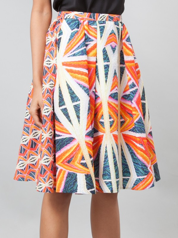 skirt peter pilotto 'carla' skirt
