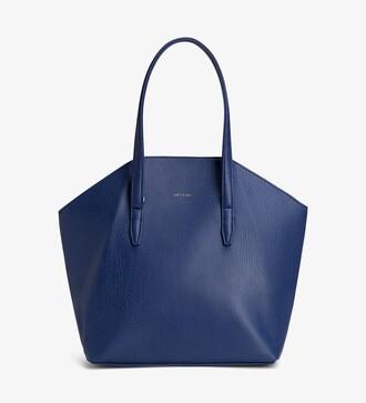 bag tote bag leather bag
