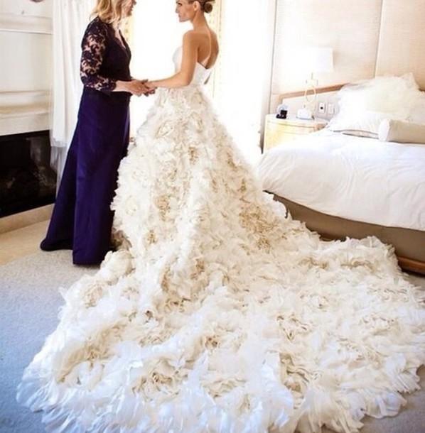 dress wedding dream