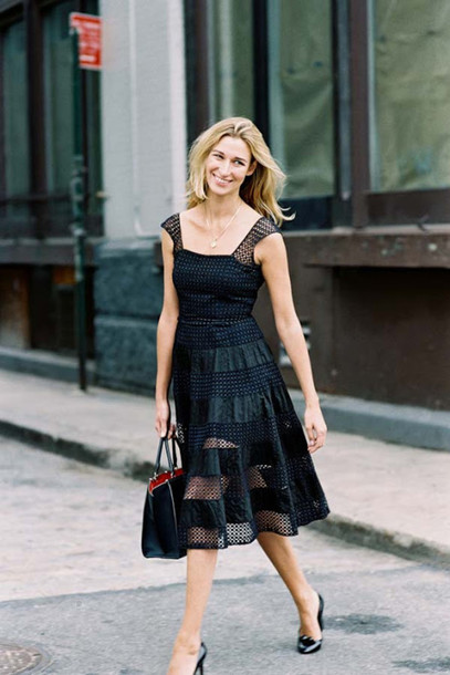 Black Lace Dresses For Wedding Guest Little Black Dress Black