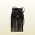 Gucci - sac à épaule gucci nouveau fringe en veau velours 347100C6GBV1000