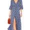 Tiare hawaii surry maxi dress in lei bright blue from revolve.com