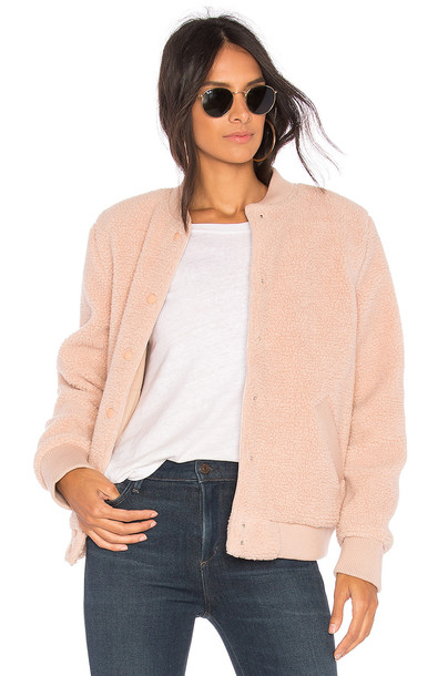 tHE FIFTH LABEL jacket bomber jacket blush