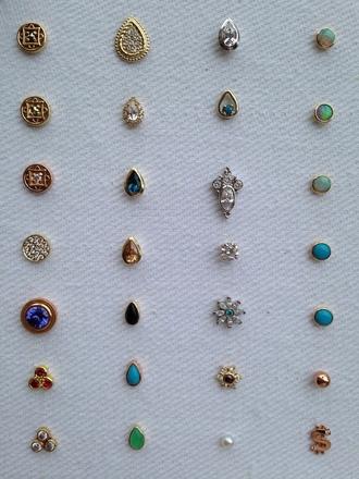 jewels piercing earrings studs stud earrings clothes fashion nose ring nose jewerly jowels jowel bijoux