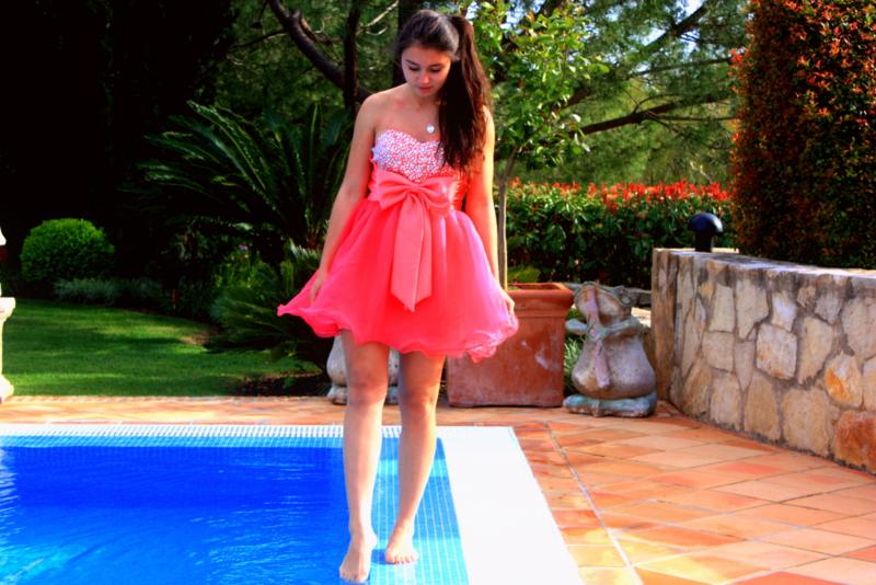 Le secret: feelin' pink with glitter