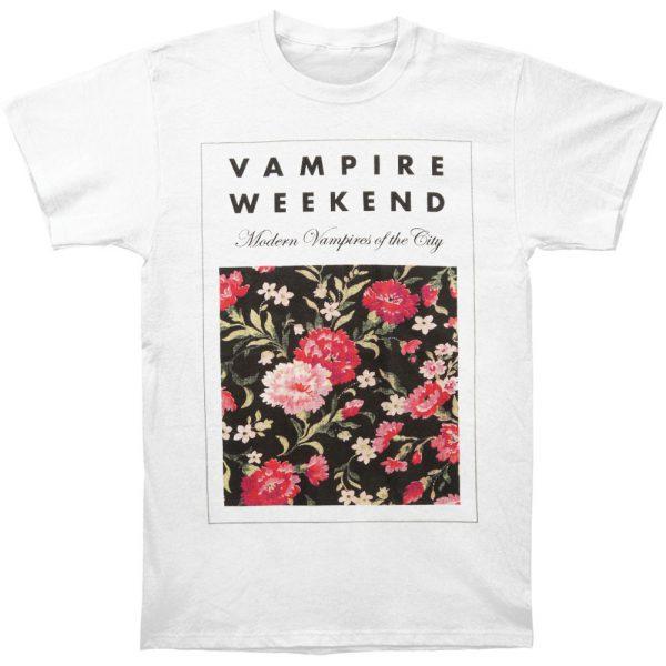 Vampire Weekend T-shirt - StyleCotton