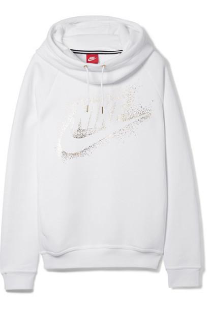 Nike top white cotton