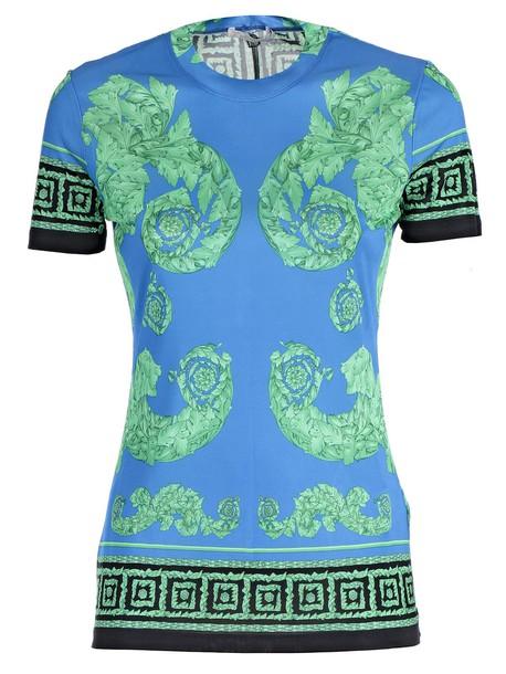 Versace Collection t-shirt shirt t-shirt short top