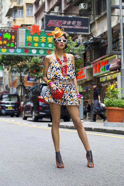 macademian girl blogger top shoes bag sunglasses jewels