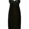 Short green velvet cami dress | moda operandi