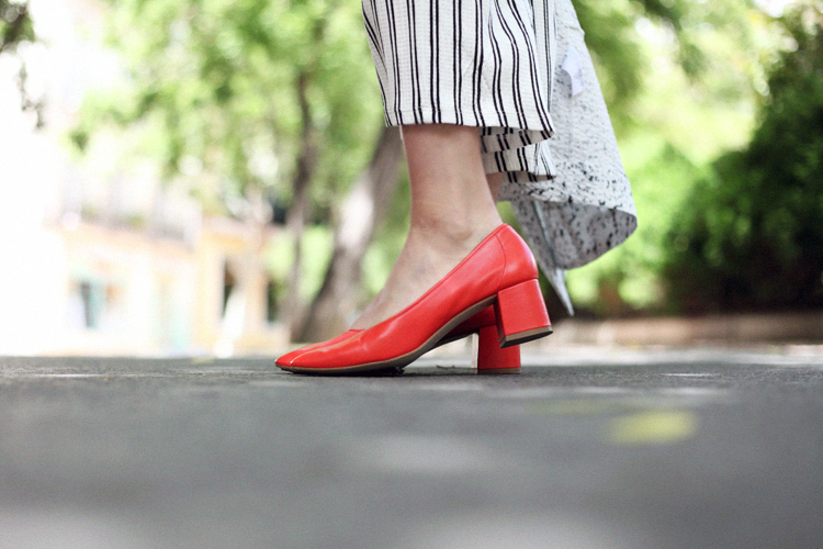 Shoes of the day LOOKS, WORKING LOOKS - Checosa