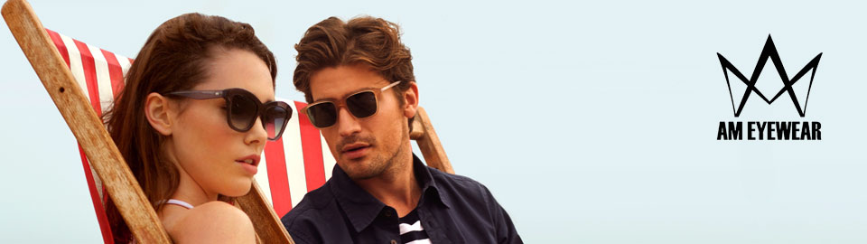 AM Eyewear | AM Eyewear Sunglasses |- THE ICONIC