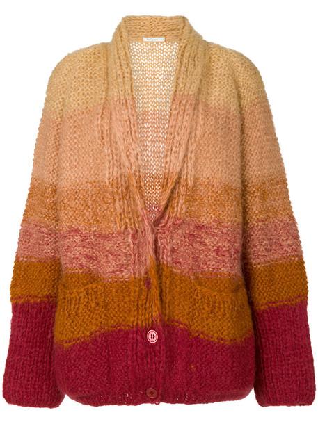 MES DEMOISELLES cardigan cardigan women mohair sweater