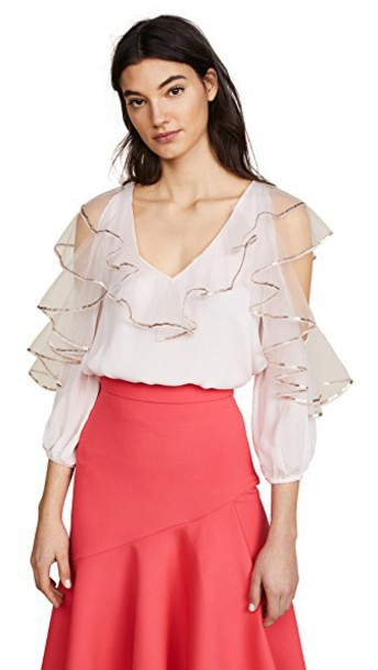 Temperley London top shell