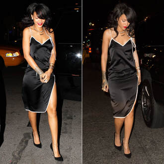 bag rihanna dress shoes diamond ring earrings jewels