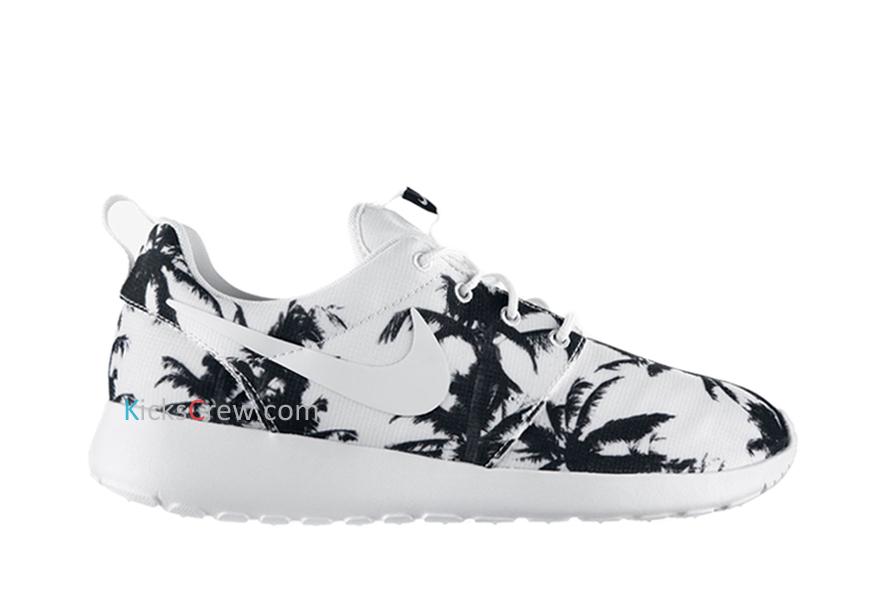 Nike wmns roshe run palm trees (511882