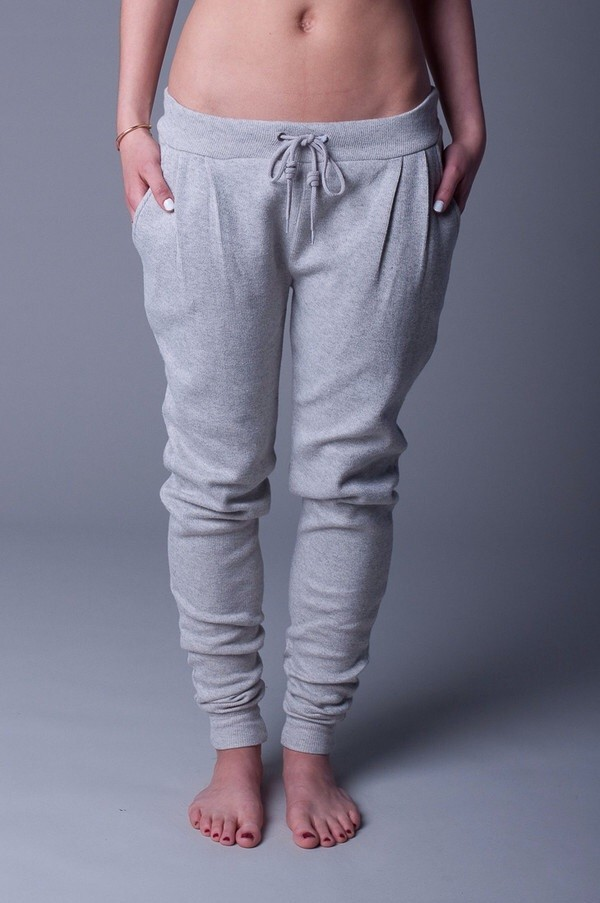 pants grey sweatpants