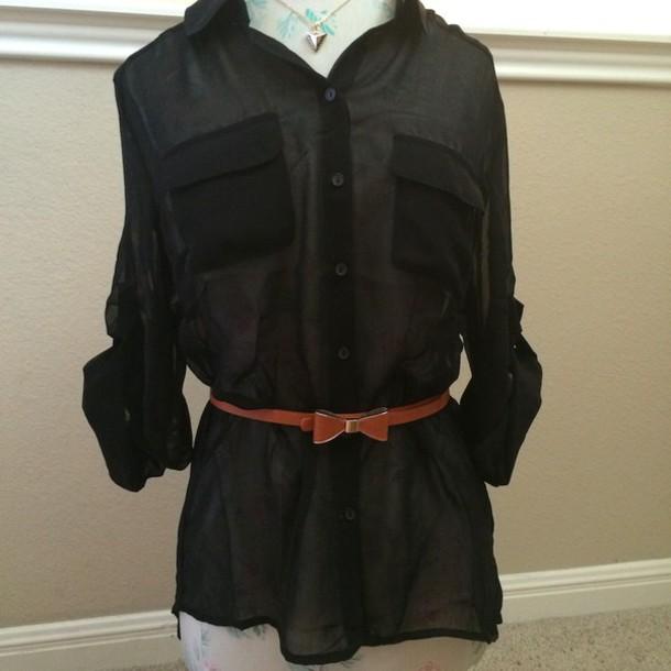belt biology boutique biologyboutique belt bow bows brown brown belts womens belts bow belt
