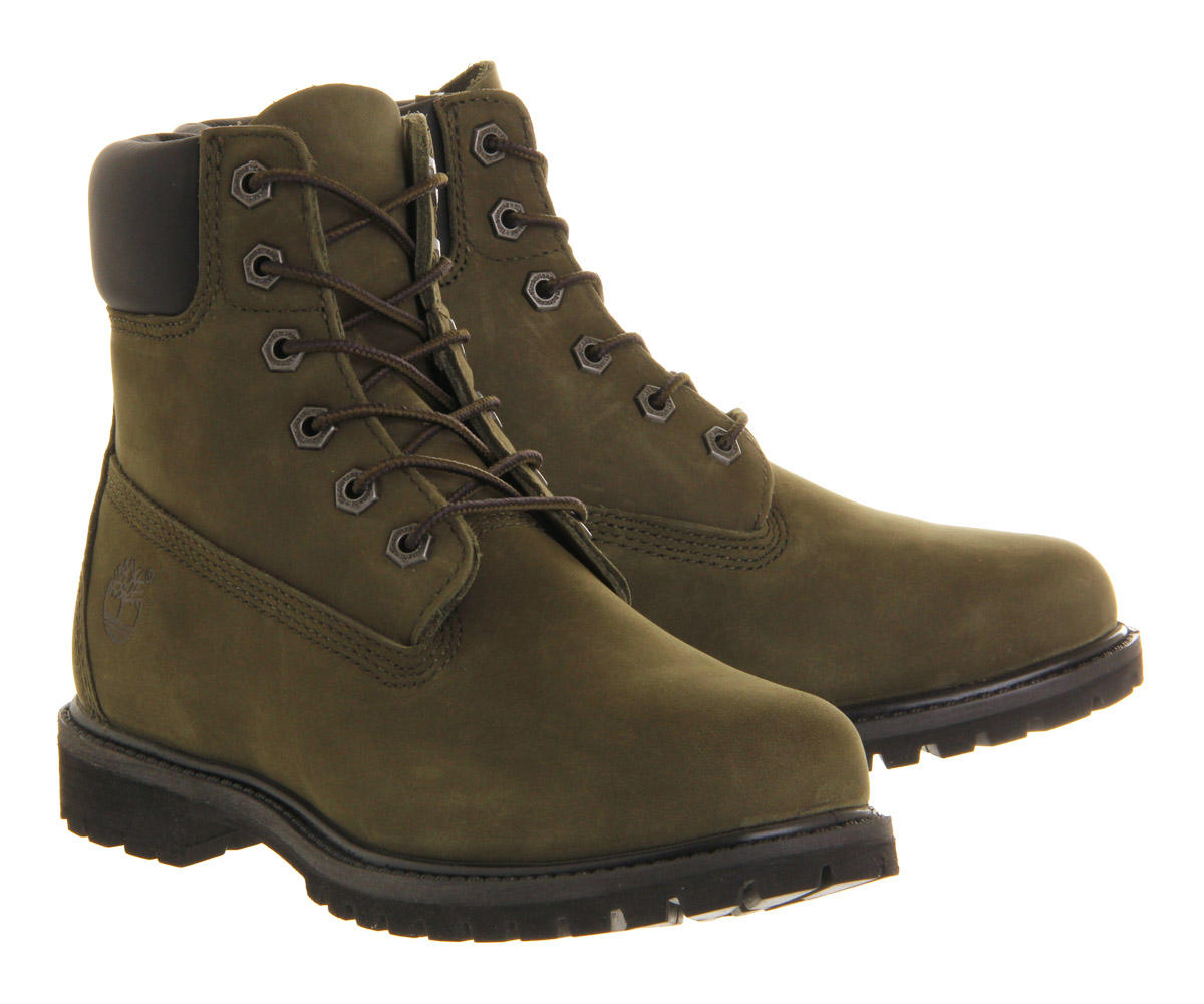timberland premium 6 boot forest night exclusive ankle boots. Black Bedroom Furniture Sets. Home Design Ideas