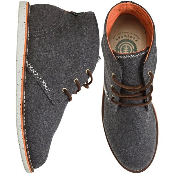 ELEMENT EMERALD Collection banncock shoe - Polyvore
