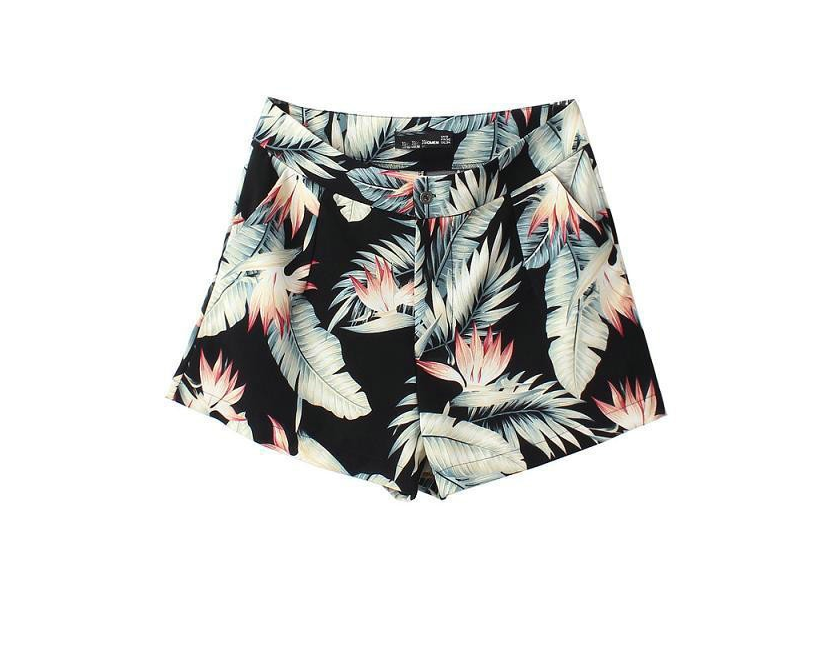 The jungle fever shorts