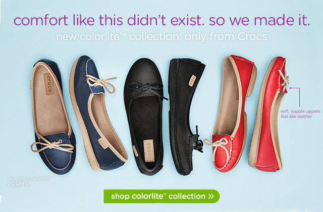 Crocs™ Official Site | Shoes, Sandals, & Clogs | Free Shipping