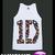 One Direction 1d Floral Zayn Malik Louis Tomlinson Harry Styles Liam Payne Niall Horan Shirt Tshirt Singlet Vest R10223 Tank Top - Tanks Tops & Camis | RebelsMarket