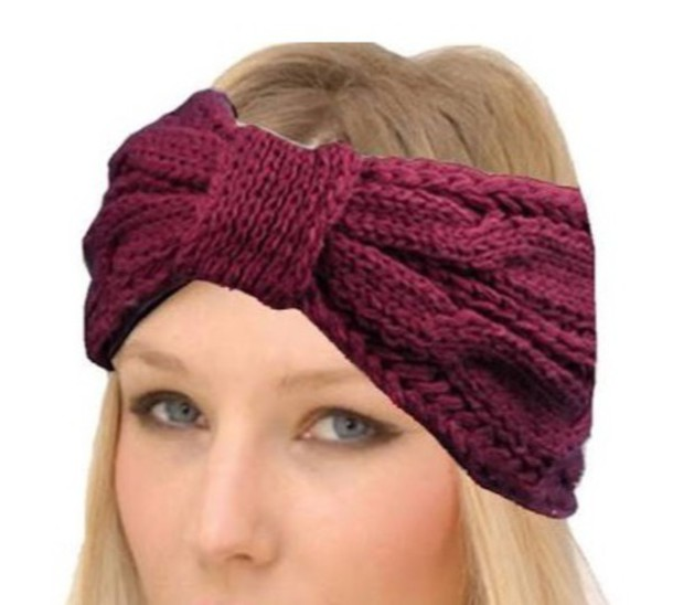 Awesome Hair Accessory Headband White Crochet Cute Fall Outfits Hairstyles For Women Draintrainus
