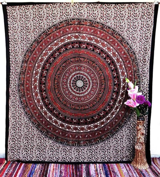 home accessory mandala tapestry wall tapestry hippie tapestry
