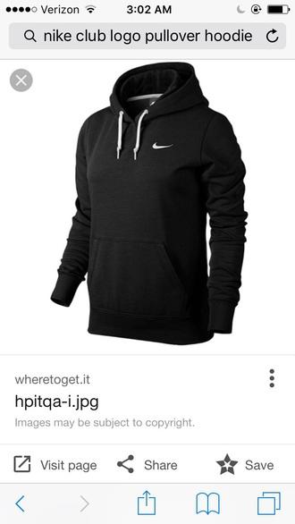 jacket nike sweater hoodie nike black hoodie