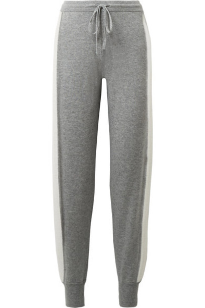 theory pants track pants athletic light