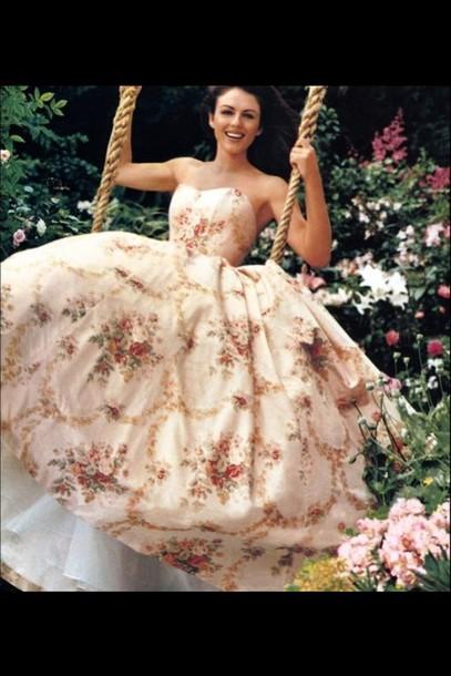 dress flowy dress