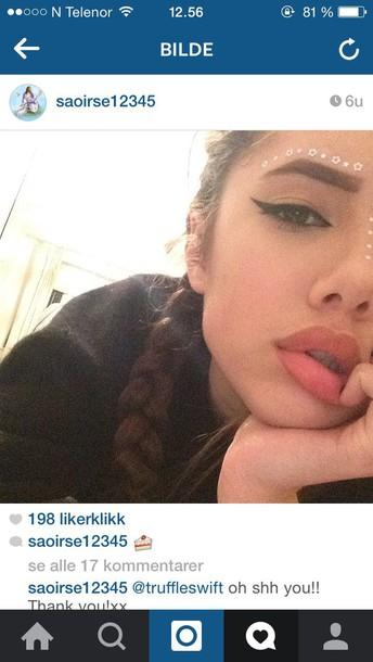 make-up lipstick lips lip liner lip liner mac lipstick