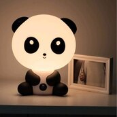 panda,cute,asian,home accessory,lamp,kids room,kawaii,kawaii accessory,home furniture,teddy bear,funny,tumblr,instagram,pink,pinterest,girly,cool,night light,light