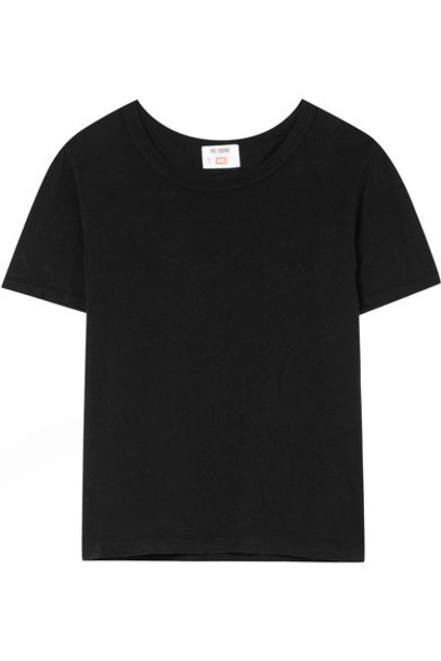 t-shirt shirt t-shirt cotton black top