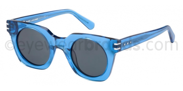 Marc Jacobs MJ 532/S Marc Jacobs MJ532/S 428/BN Blue | Eyewear Brands